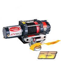 Лебедка KINGONE WINCH ATV-3000/12V/SR