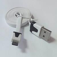 Кабель  микро USB плоский