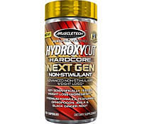 Hydroxycut Hardcore Next Gen Non-stimulant 150 caps