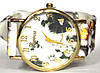 Часы geneva цветы 17
