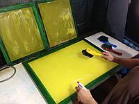 Печатные формы для шелкотрафаретной печати