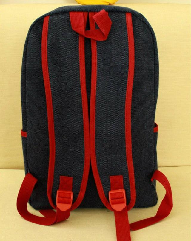 Рюкзак для подростка с флагом сша