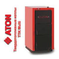 Твердопаливні котли ATON ТТК Multi -16 кВт + регулятор тяги Regulus