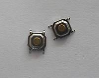 Кнопка тактовая 4X4X1.5MM SMD