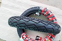 Шина на скутер 100-80-16, бескамерная, шоссейная