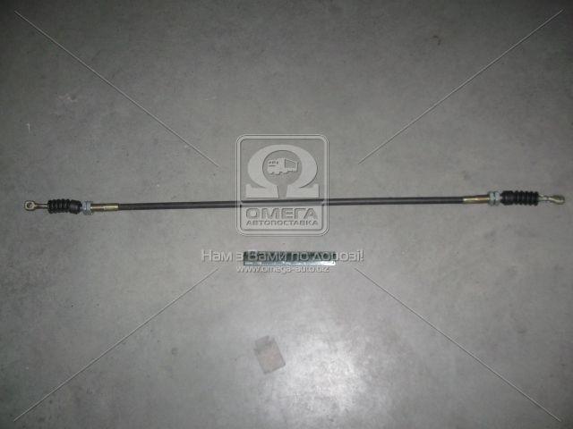 Трос ручного тормоза ПАЗ (ГАЗ). 3205-3508068-04