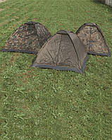 Палатка 3-местная IGLU STANDARD (Olive) Mil-Tec Sturm (Германия)