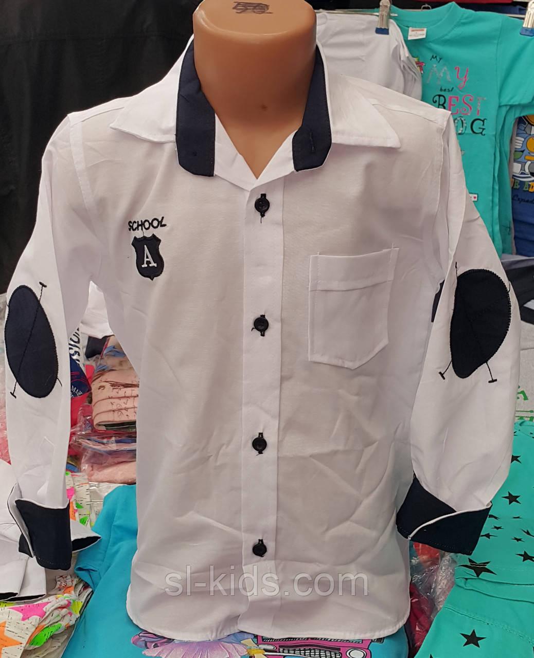 Сорочка для хлопчика 10-13 років (школа2) (пр. Туреччина)