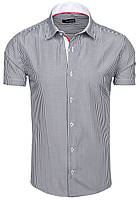 Мужская летняя  рубашка 1702