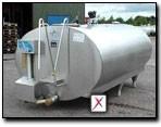 Танк охладитель молока Mueller 3100л