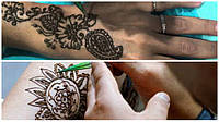 Рисунки хной на теле хной мехенди Neha. Легко, просто и доступно!