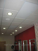 Инфракрасное отопление в салоне красоты «Зеленое Тепло» GH -300.