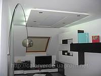 Отопление в подвесном потолке «Зеленое Тепло» GH -500c