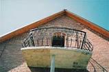 Ограждение балкона, фото 3