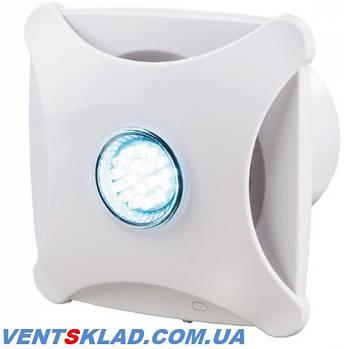 Вытяжные вентиляторы с освещением серии Вентс Х Стар