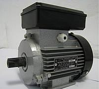Однофазный электродвигатель АИ1Е 71 В4 (0,75 кВт 1500 об/мин) М