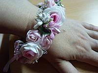 """Свадебный браслет на руку """"Для Невесты"""""""