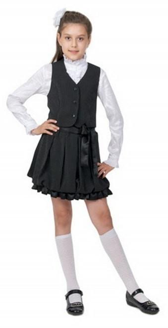 Широкий выбор школьных костюмов для девочек оптом от магазина sensorik