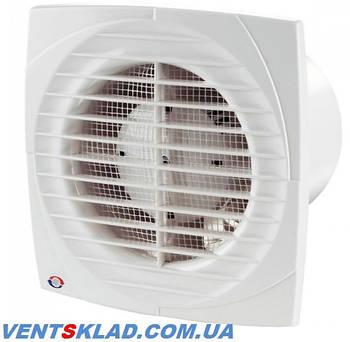 Вытяжные вентиляторы с тонкой лицевой решеткой серии Вентс Д