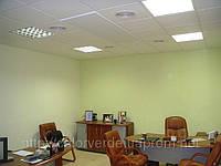 Отопительная система «Зеленое Тепло» в офисе
