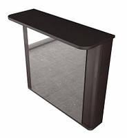 Зеркальный шкаф FANCY MARBLE ШЗ-Сarla 800 (венге)