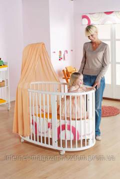 Выбираем лучшую детскую кроватку