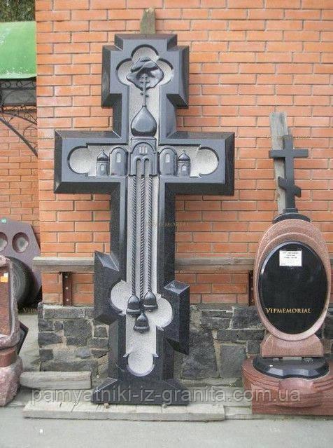 Крест из гранита № 87