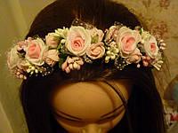"""Свадебный обруч на голову """"Для Невесты"""""""