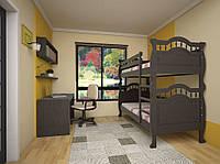 Кровать детская трансформер 10 90х200 (Бук)