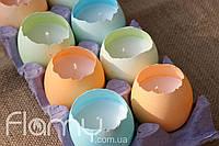 Свечи плавающие, в яичной скорлупе. Комплект 10 шт.