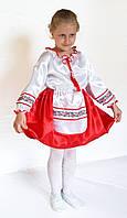 Детский карнавальный костюм Украинка №1