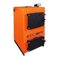 Пиролизный котел БТС-360М длительного горения