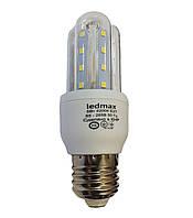 Светодиодная лампа LEDMAX 5Вт 3U5W E27 4200K, фото 1