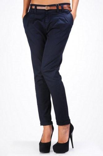 Женские коттоновые брюки