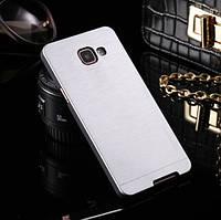 Чехол для Samsung Galaxy A5 A510 motomo металлический
