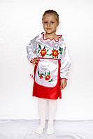 Детский карнавальный костюм Украинка №3