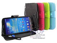 Чехол - бумажник для  Samsung i9200 Galaxy Mega 6.3 (с tpu платформой)