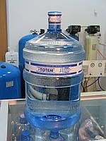 Очищенная питьевая вода с доставкой 18,9 л