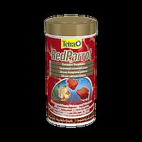 Tetra Red Parrot Основной корм для красных попугаев