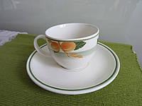 Чашка с блюдцем для чая Siena