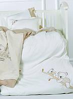 Детское постельное белье в кроватку   KARACA HOME KOALA с игрушкой