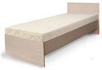 Кровать-1. Недорого. ДСП каркас и основание, фото 1