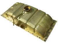 Бак радиатора верхний (метал.) ЮМЗ-6 36-1301050