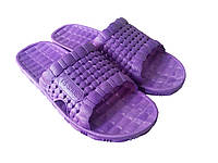 """Детский летний тапочек """"TS Shoes"""" фиолетовый"""