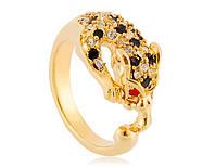 Кольцо «Преданный охранник» в форме леопарда, купить с доставкой
