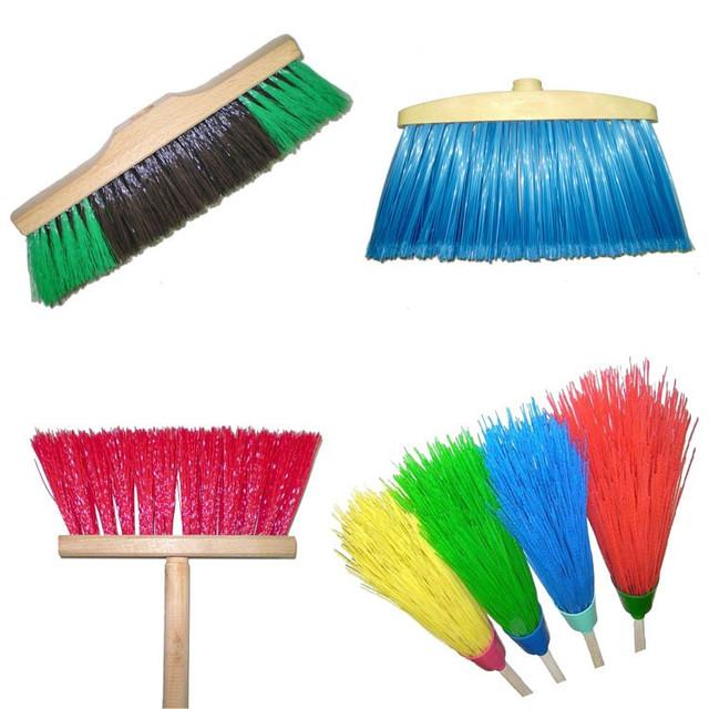 Метлы, щетки, инструмент для уборки