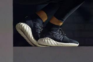 Кросівки чоловічі Adidas Tubular Doom Primeknit / ADM-1328 (Репліка)