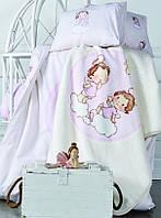Детское постельное белье в кроватку   KARACA HOME BULUT
