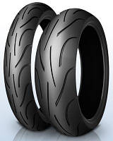 Моторезина 190 55 r17 MICHELIN бескамерная ЗАДНЯЯ 190/55ZR17 (75W) PILOTPOWER 2CT