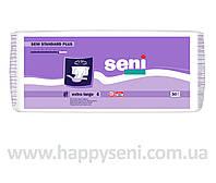 Подгузники для взрослых SENI STANDARD PLUS Extra Large (4) 30шт.